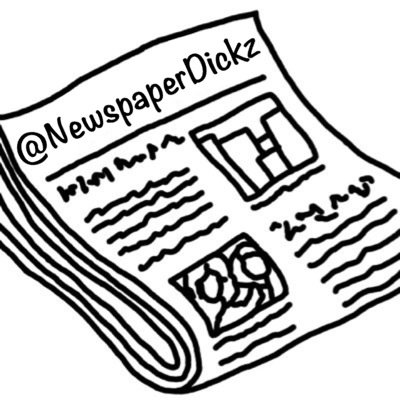 Newspaper Dicks Newspaperdickz  Twitter