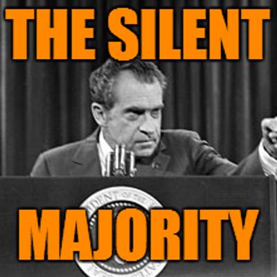 "Nixon calls on the ""silent majority"""