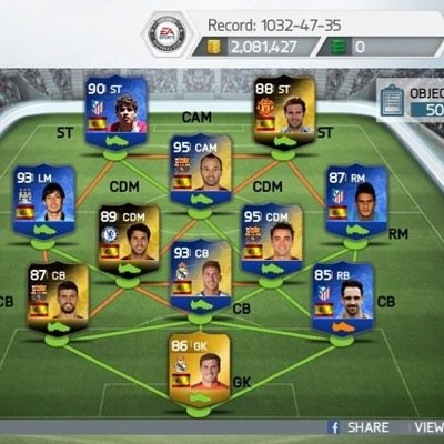 Fifa 15 ultimate team by ea sports для apple iphone 4 2018.