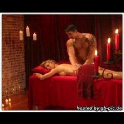 фото страстный массаж при свечах - 9
