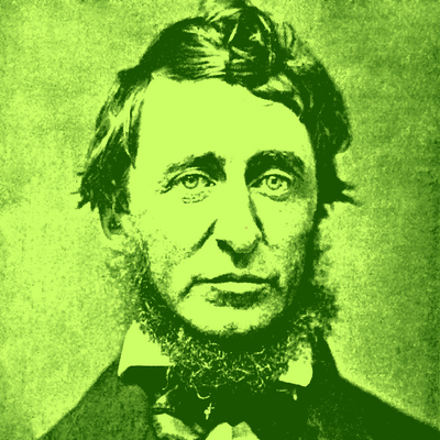Henry David Thoreau At Thoreaufarm Twitter