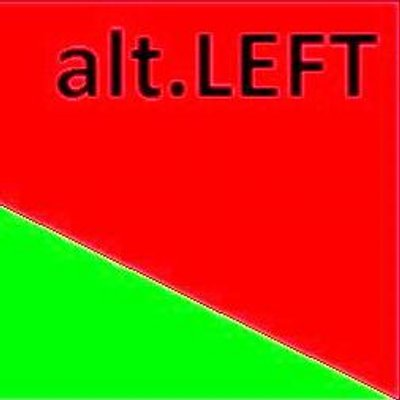 Image result for alt left