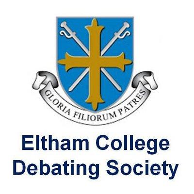@ElthamDebating