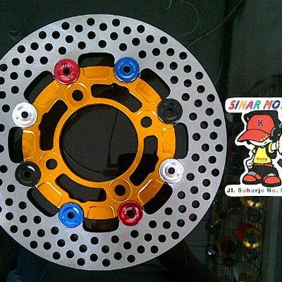 Variasi Motor Matic Thailand terpopuler