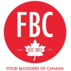 Food Bloggers Canada Social Profile