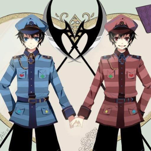 Mangago Blocked: Bloody Twins (@GateKeeperTwins)