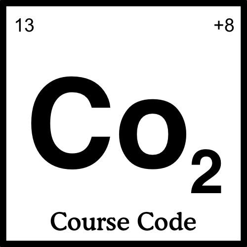 Image result for course code