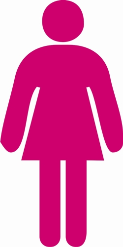 Banheiro Feminino  Buscar Imagens De  Banheiro Feminino  Trolladacombr -> Clipart Banheiro Feminino