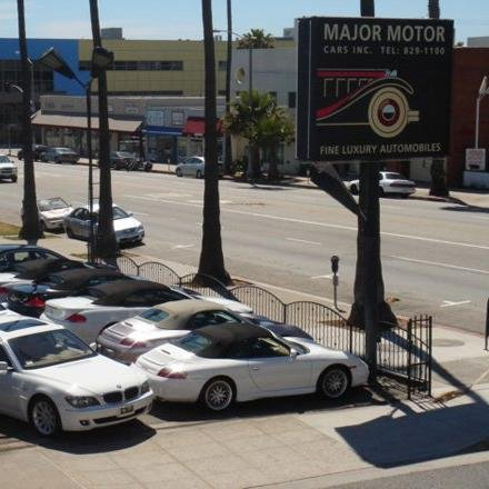 Major motor cars major motorcars twitter for Major motors santa monica