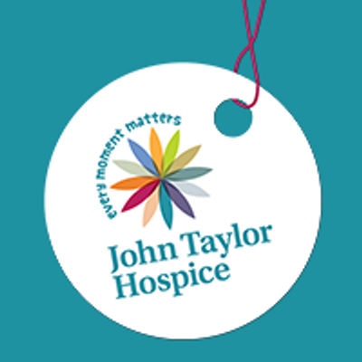 Image result for john taylor hospice