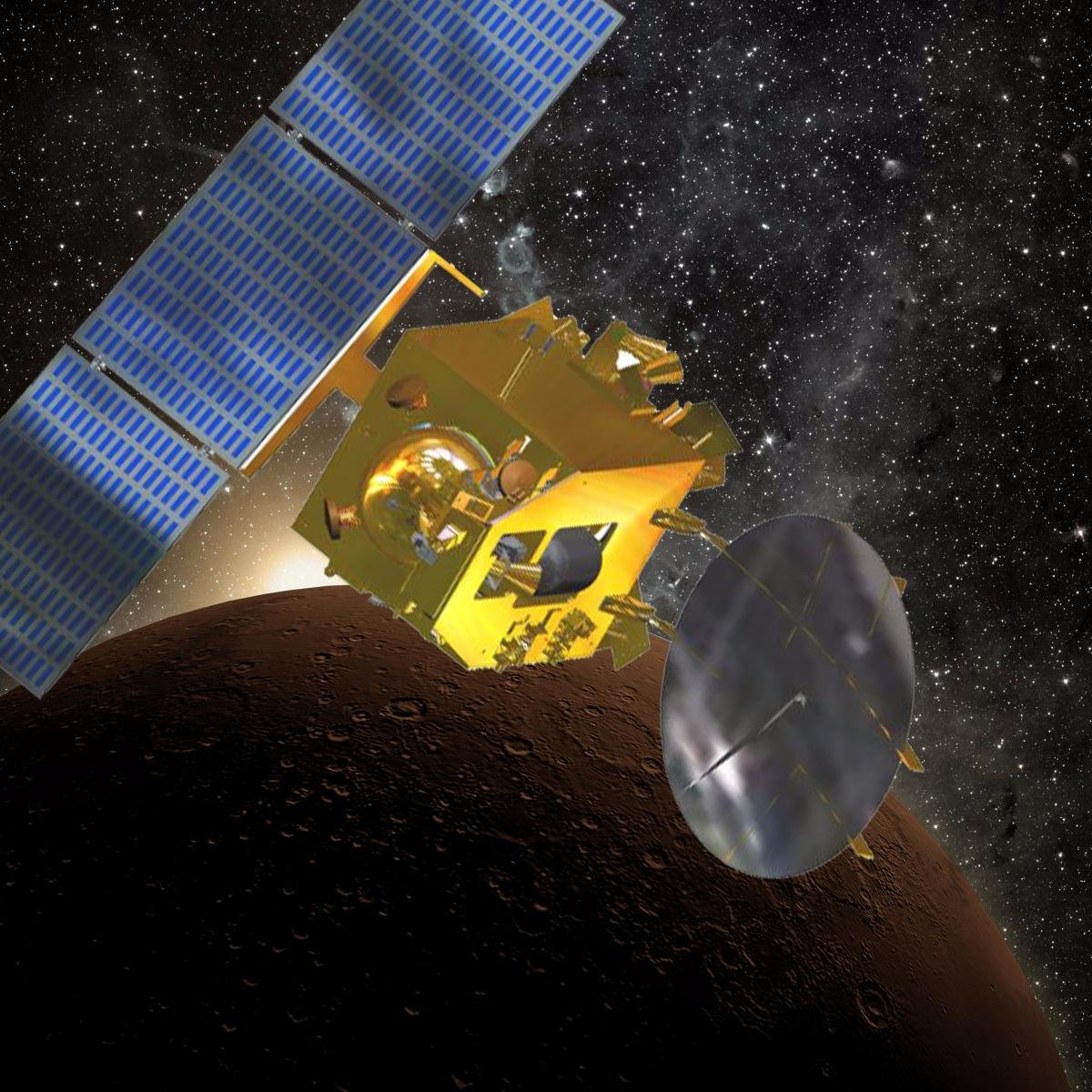 solar power mission to mars - photo #27