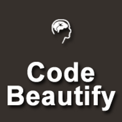Codebeautify on Twitter: