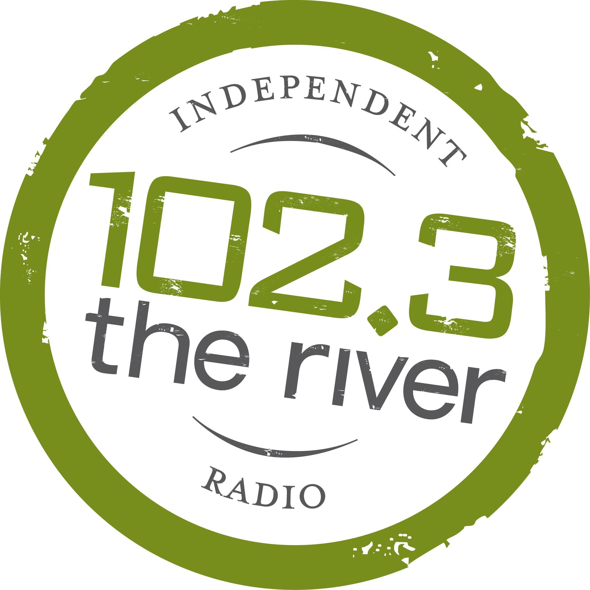 Image result for 102.3 the river