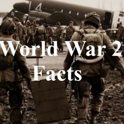 world war facts Interesting ww1 facts teach us about the first war conducted on a massive scale  facts about world war 1 show the horrible losses that occurred.