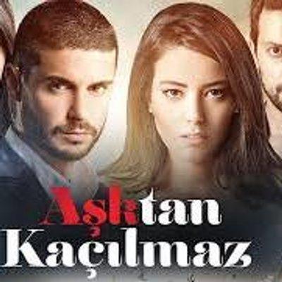 Nuo meilės nepabėgsi (1 Sezonas) /  Asktan Kaçilmaz (Season 1) (2014) online