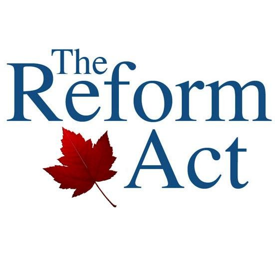 Image result for reform act logo