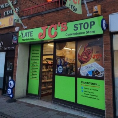 Jc's Late Stop