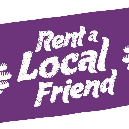 Com Rent: Rent A Local Friend (@rentlocalfriend)