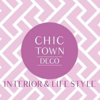 878e2bdcf8e Chic Town Deco on Twitter