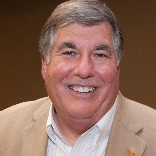 Bob Kesling - The Voice of the Vols (photo Big Bob Kesling Twitter)
