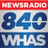 NewsRadio 840 WHAS twitter profile