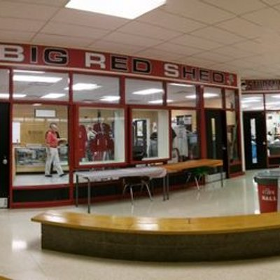 Big Red Shed