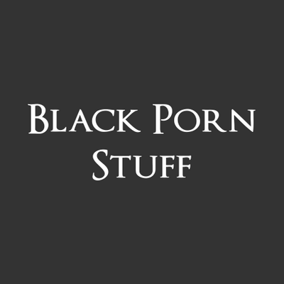 Černá krása pron