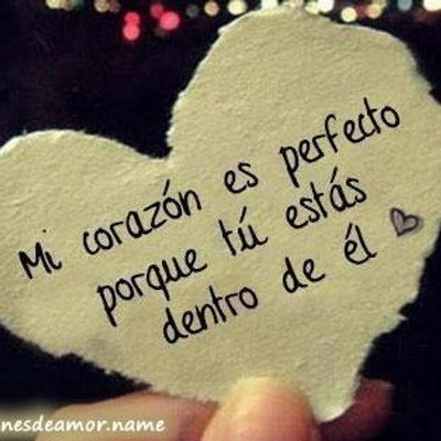 Frases Bonitas On Twitter Donde Esta Lo Bonito Del Amor
