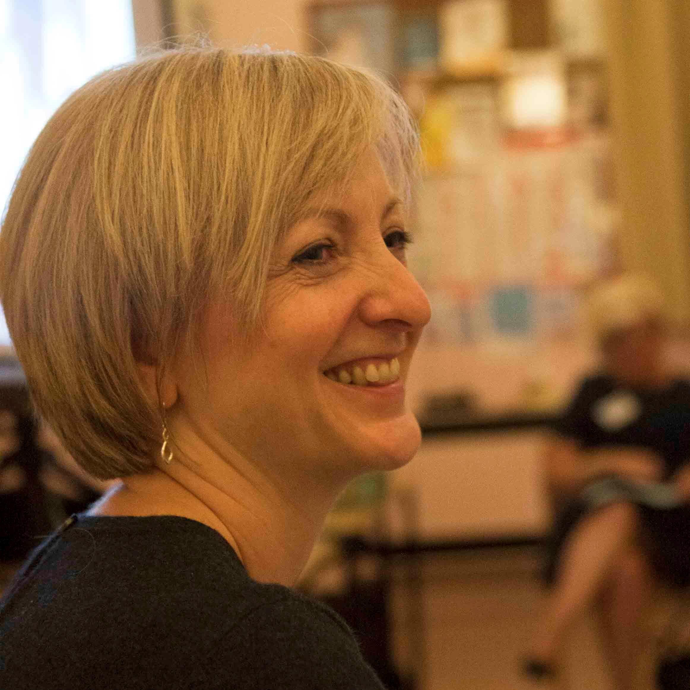 Elizabeth Davies ElizabethCBCEW