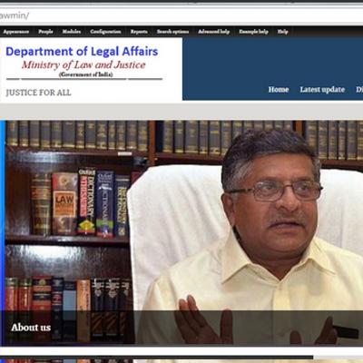 Dept of legalaffairs lawminindia twitter dept of legalaffairs sciox Gallery