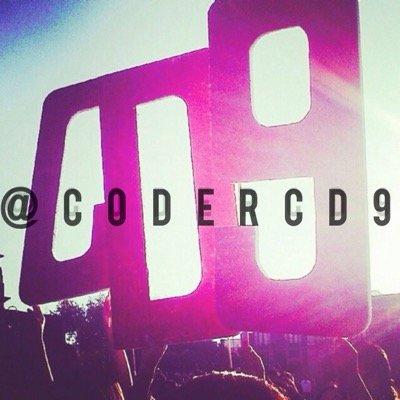 coder cd9 codercd9 twitter