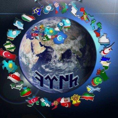 türk dünyası ile ilgili görsel sonucu