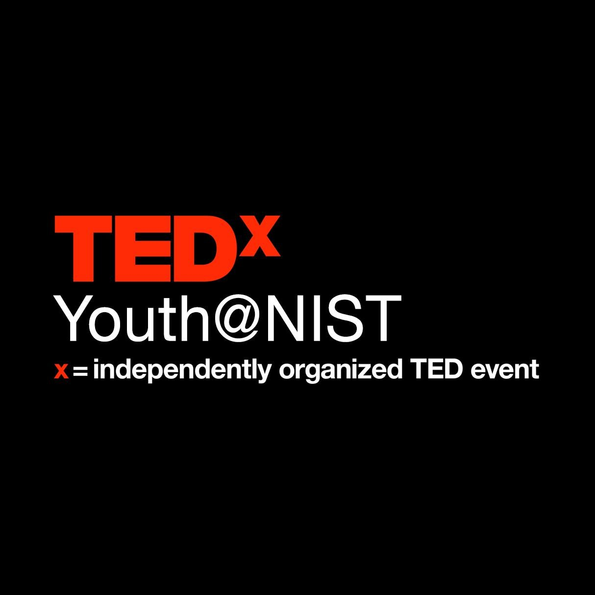 @TEDxYouthNIST