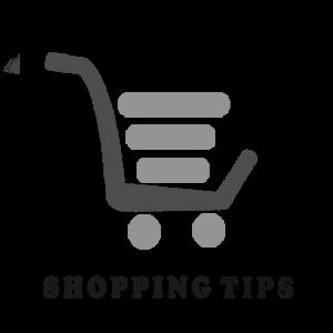 Useful Shopping Tips
