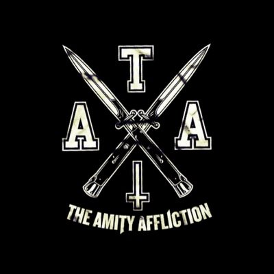 Amity Affliction Wallpaper Pin Logo On Pinterest