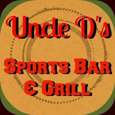 Uncle D's Sports Bar (@Uncledstjoe) | Twitter