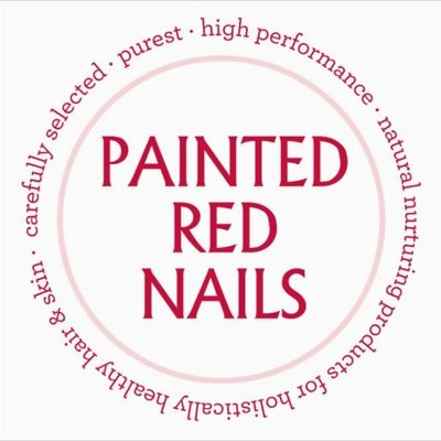 Painted red nails mashpee