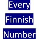 Every Finnish Number