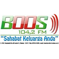 BOOS 104.2 FM Padang
