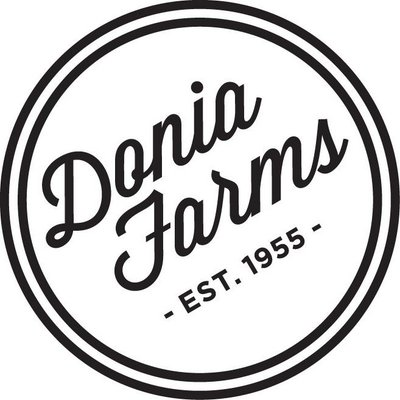 Image result for Donia Farms logo