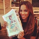 Rochelle Humes - @Rochbdaybook15 - Twitter