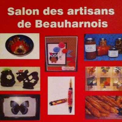 Salon des artisans on twitter sonia laurin artiste for Salon artisanal