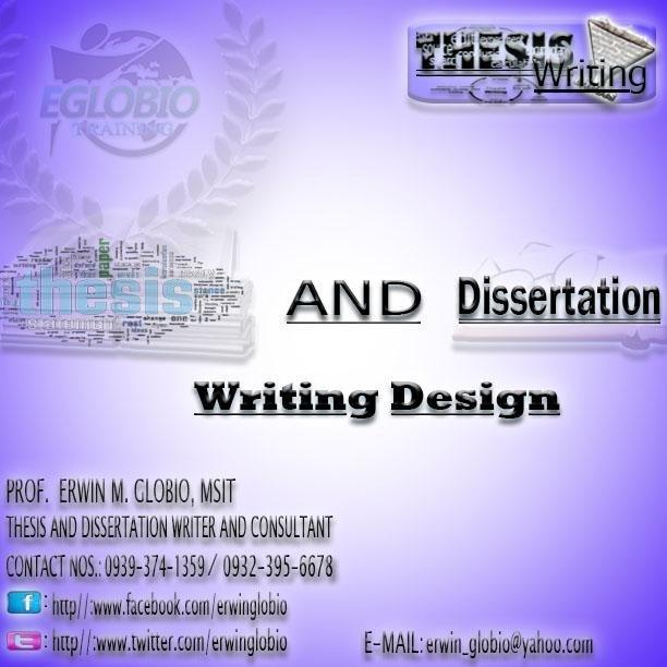 dissertation consultants