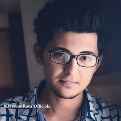 We support darshan darshanrvl twitter