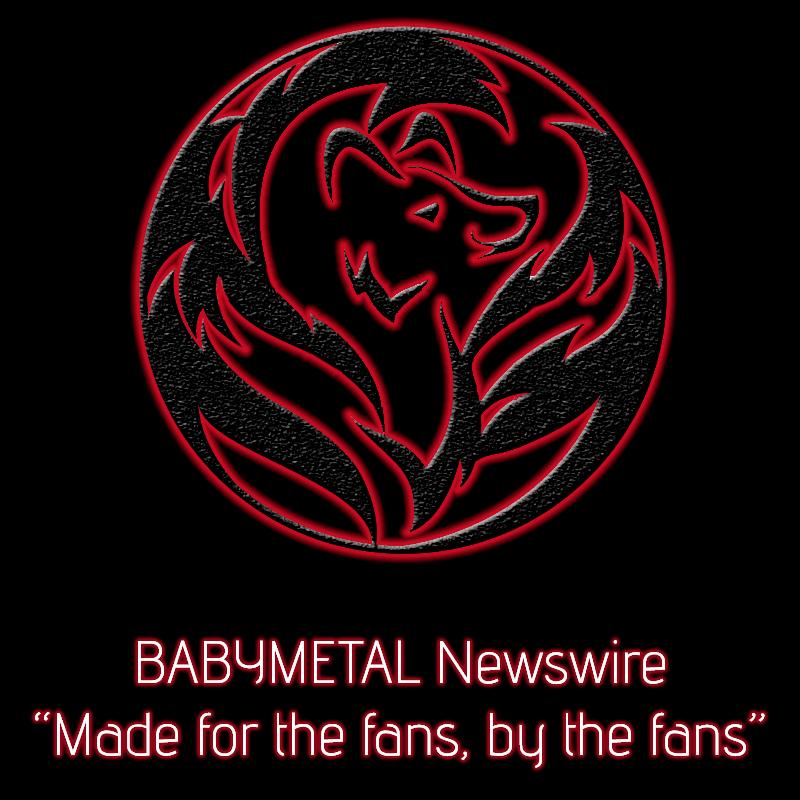 BABYMETAL Newswire