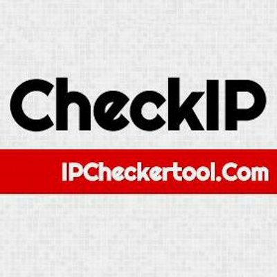 IP Checker Tool (@ipcheckertool) | Twitter