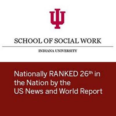 IU School of SW (@IUSSW) Twitter profile photo