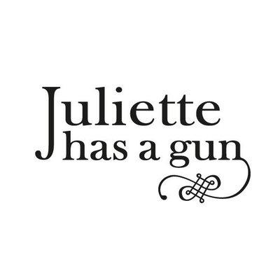 Resultado de imagen para Juliette perfume logo