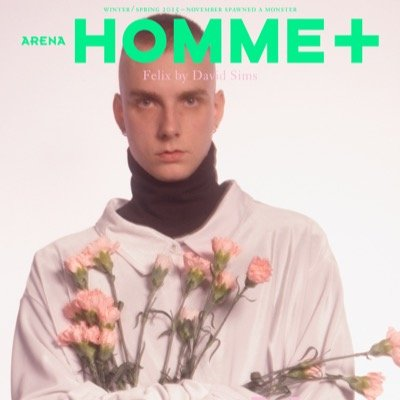 Arena HOMME+ | Social Profile