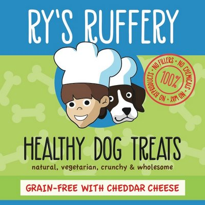 ryan\92s ruffery healthy dog treats